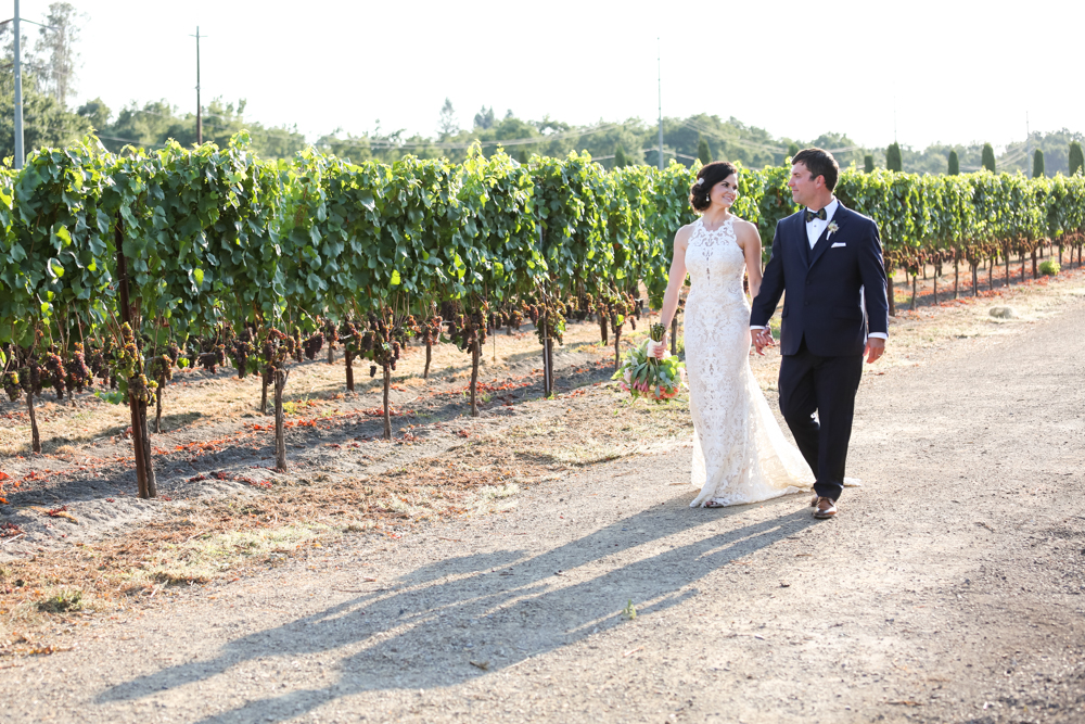 Vintners Resort Wedding