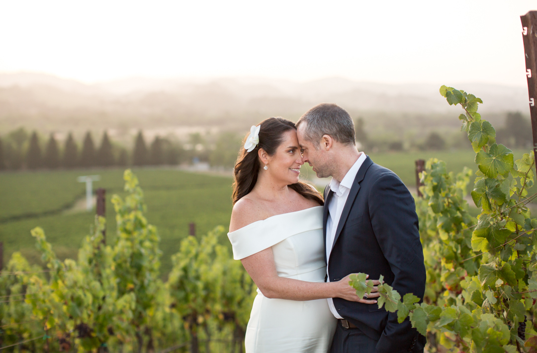 Copain Winery wedding