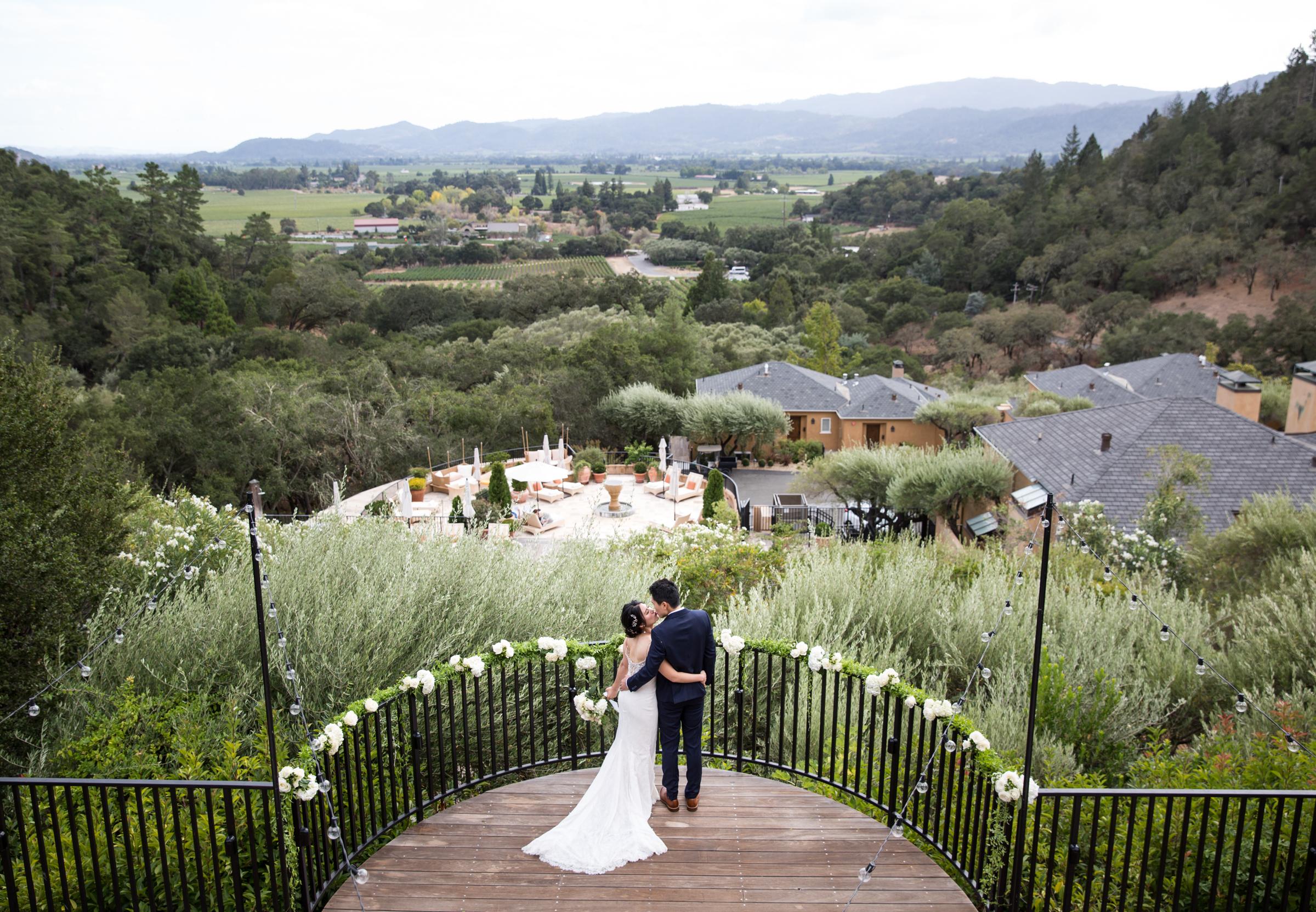 best auberge du soleil wedding photographers